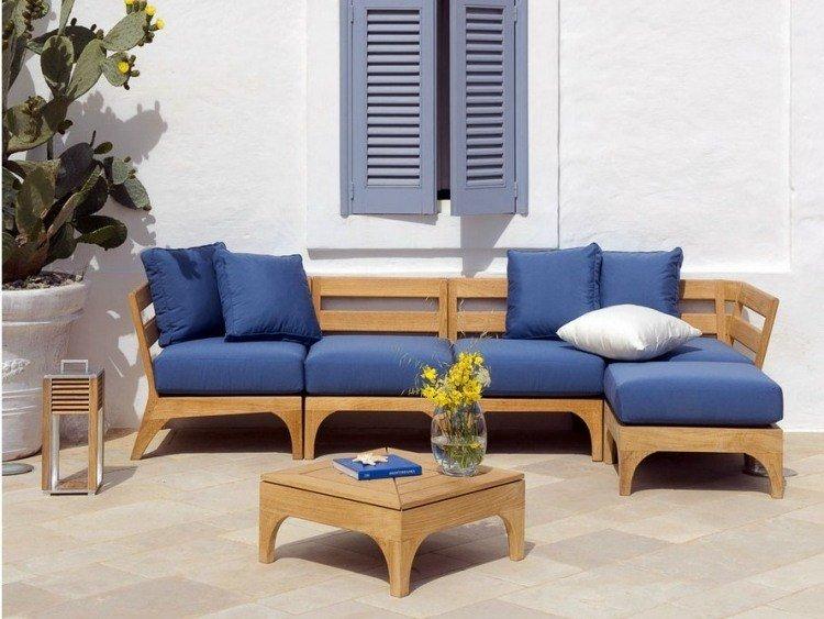 Salon de jardin moderne – 7 collections exclusives par Ethimo