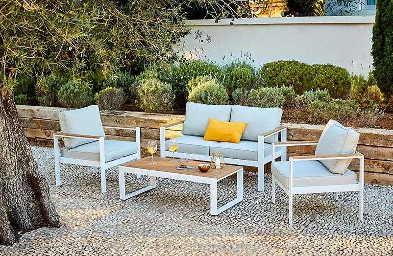 Salon De Jardin Gifi Mobilier De Jardin Salon De Jardin Table Plancha Déco