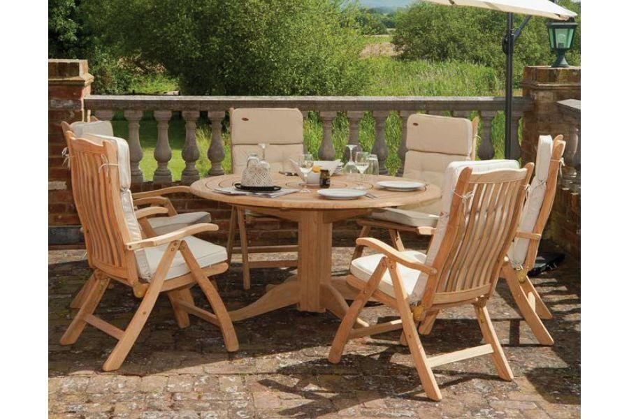 Stunning Salon De Jardin Table Ronde Teck s House