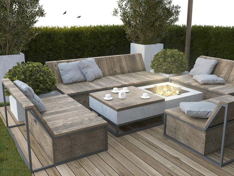 Couvrir une terrasse en bois conseils astuces et déco