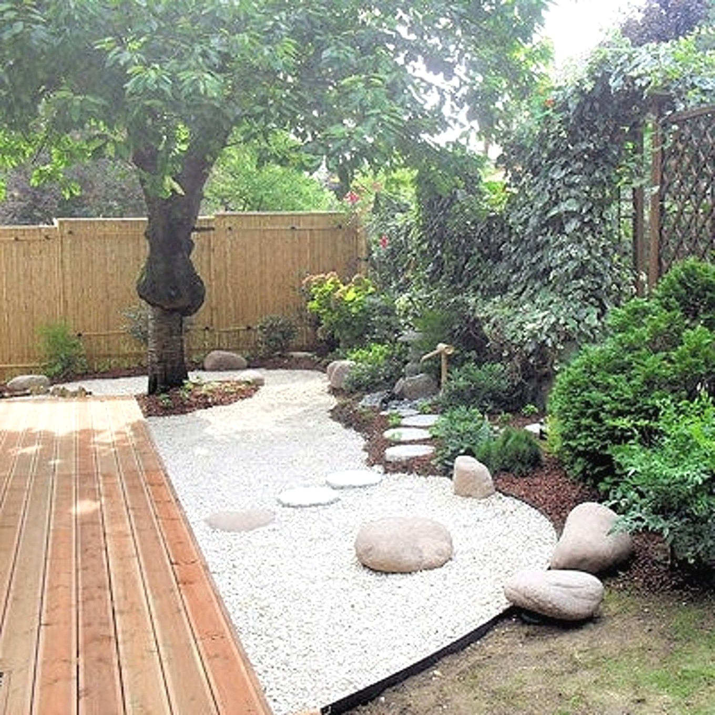 Idee Amenagement Jardin Beau Decoration Petit Jardin