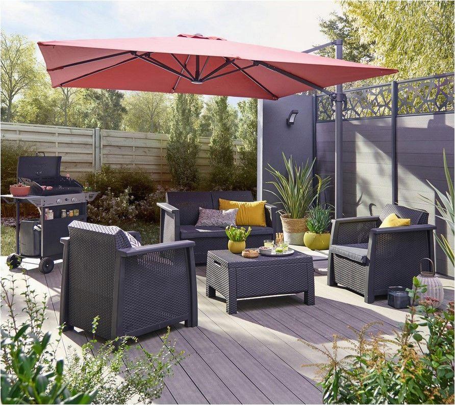 Meilleur De Parasols Modernes Terrasse Jardin Patio