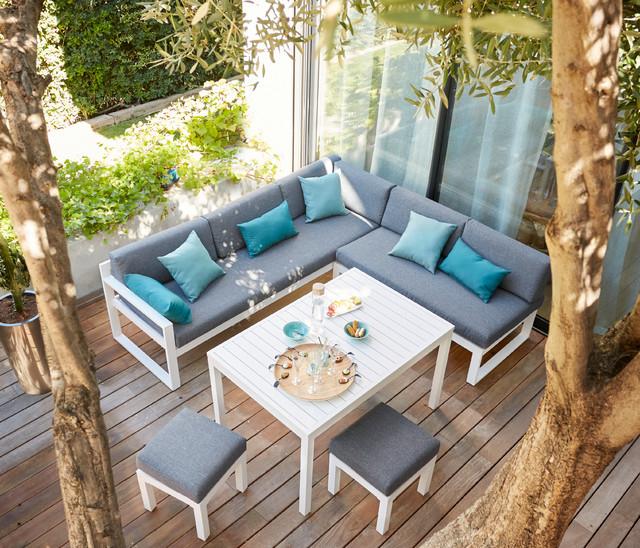 Salon de terrasse Veranda avec pointrelax