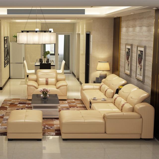 2014 nouveau dubai meubles sectionnel de luxe et moderne