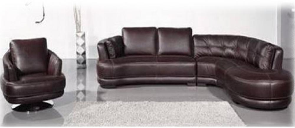 fauteuil salon en cuir