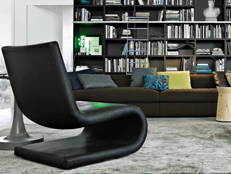 Décoration salon 41 idées sur les meubles et les revêtements