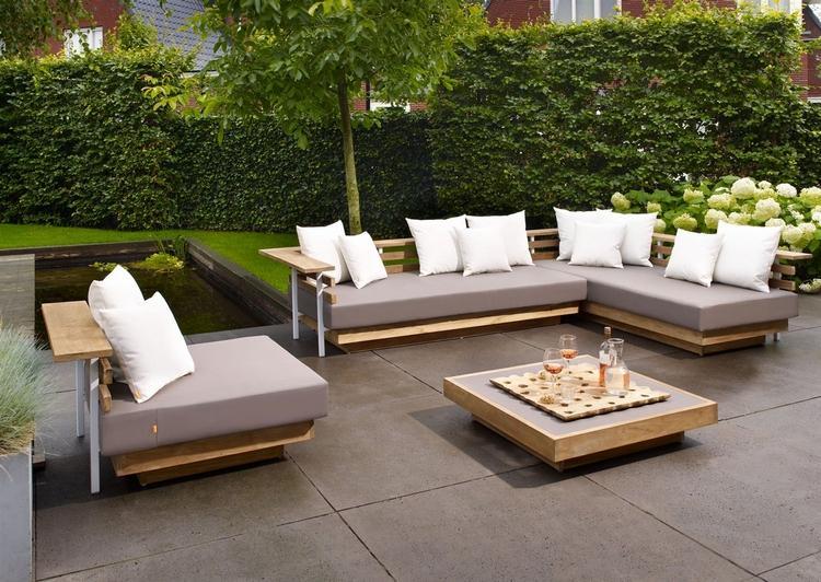 Plus de 100 idées de salon de jardin en résine bois ou métal
