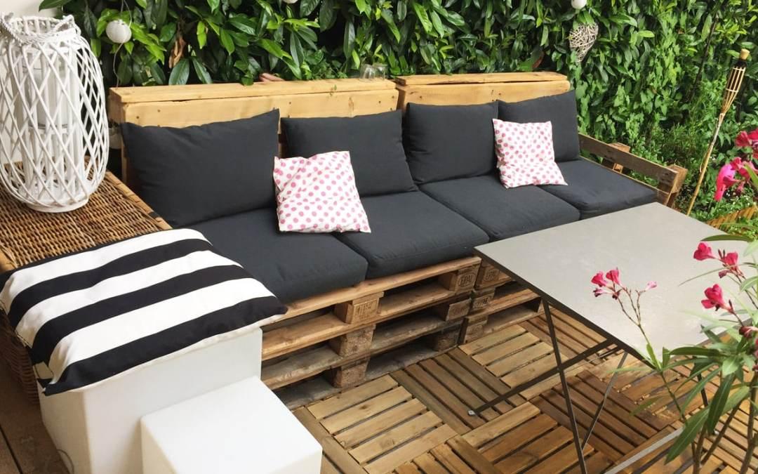Salon De Jardin Angle Palette