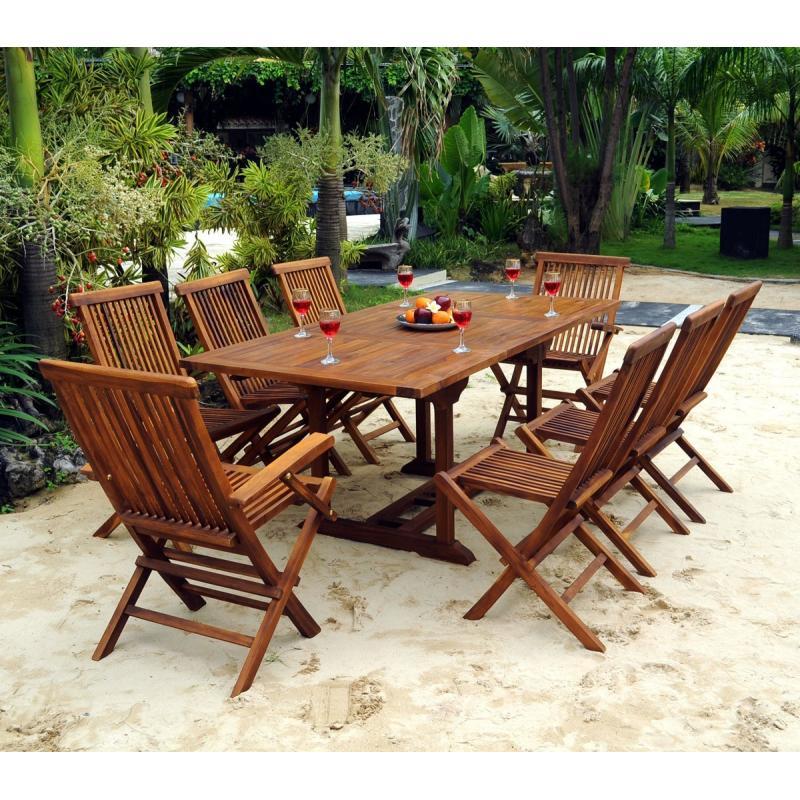 Salon Jardin Teck Meubles De Jardin En Teck Salon En Teck Lombok