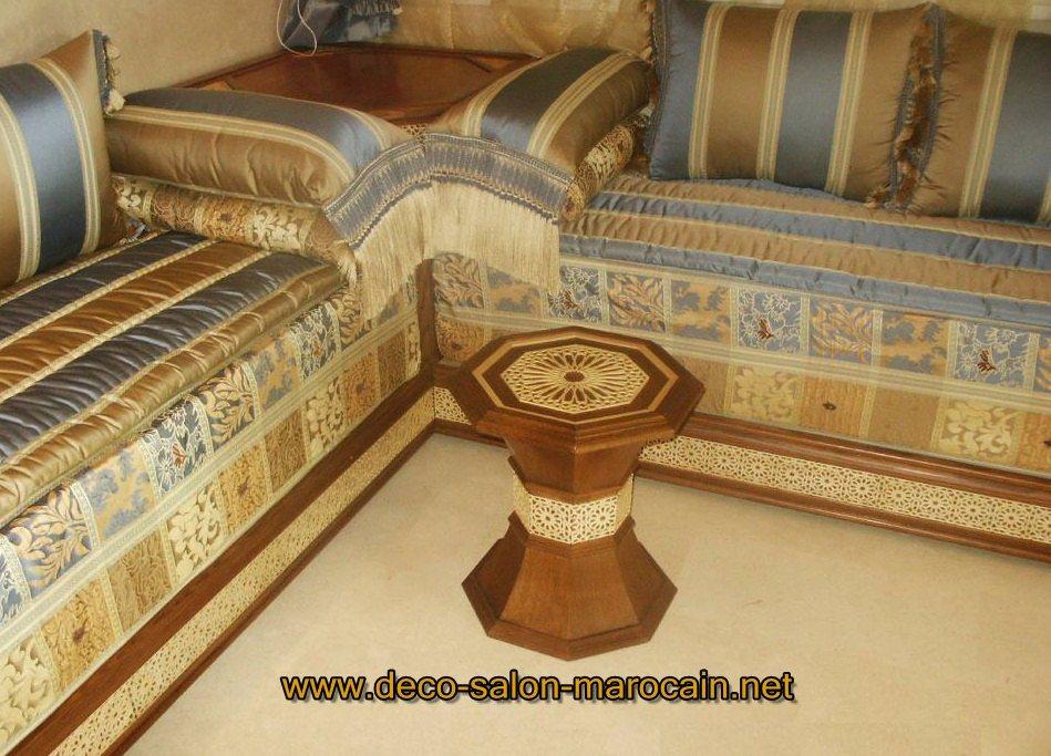 Acheter un salon marocain à Montpellier Déco salon marocain
