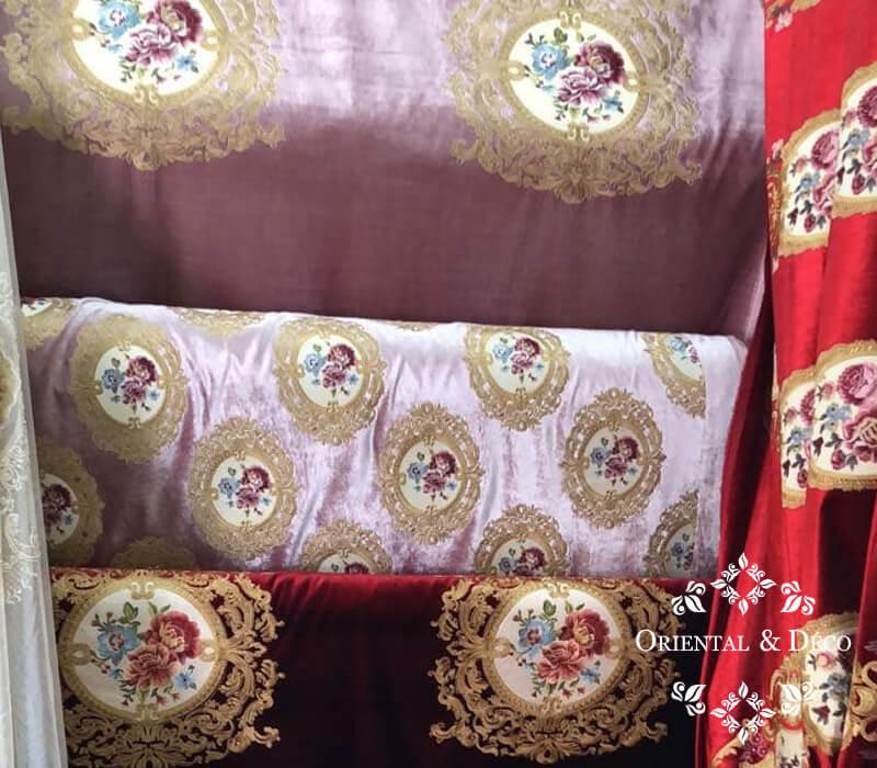 Déco Orientale luminaires tapis rideaux – Oriental et