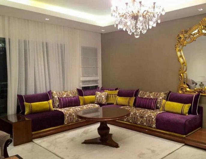 Salon Maroc Décoration Vente salon marocain pas cher à
