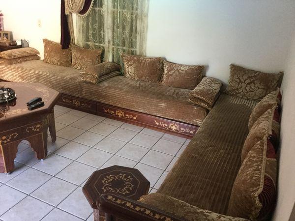Salons marocains occasion en Languedoc Roussillon