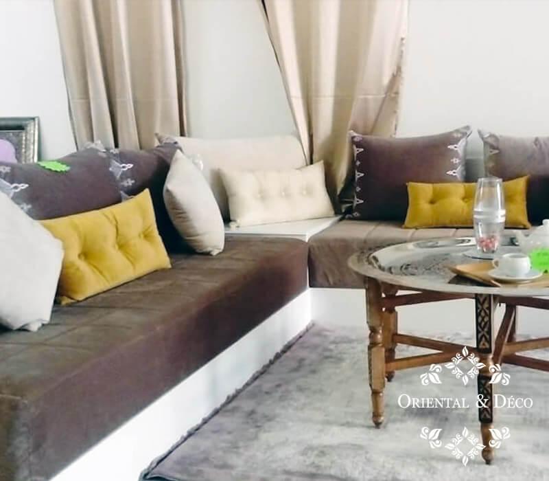 Salon Marocain Montpellier Conception