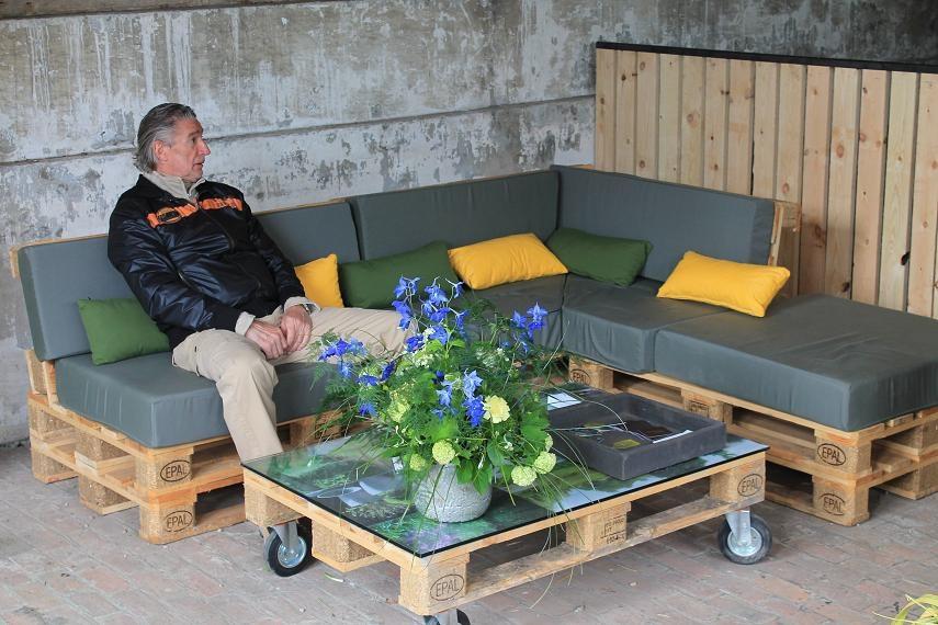 Most View Pict faire un salon de jardin en palettes