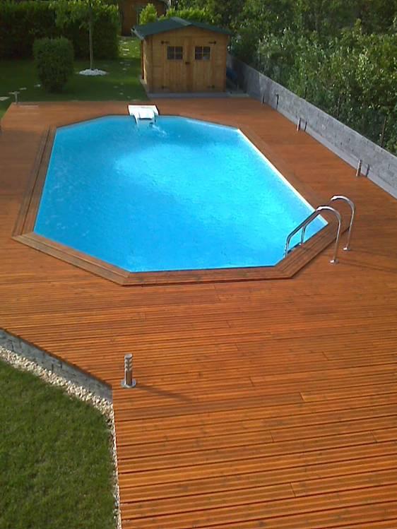 Protection d une terrasse en mélèze avec un saturateur