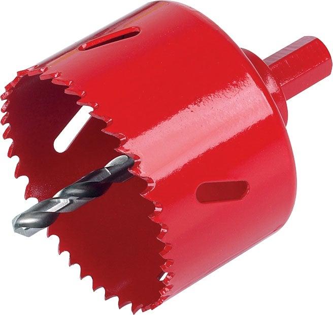 Scie cloche BiM Ø 100 mm pour bois platre et métal