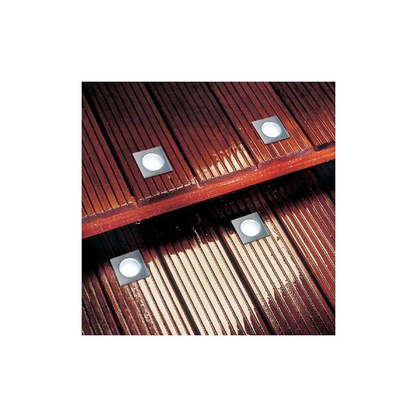 Spot Encastrable Pour Terrasse Bois Ampoule Led