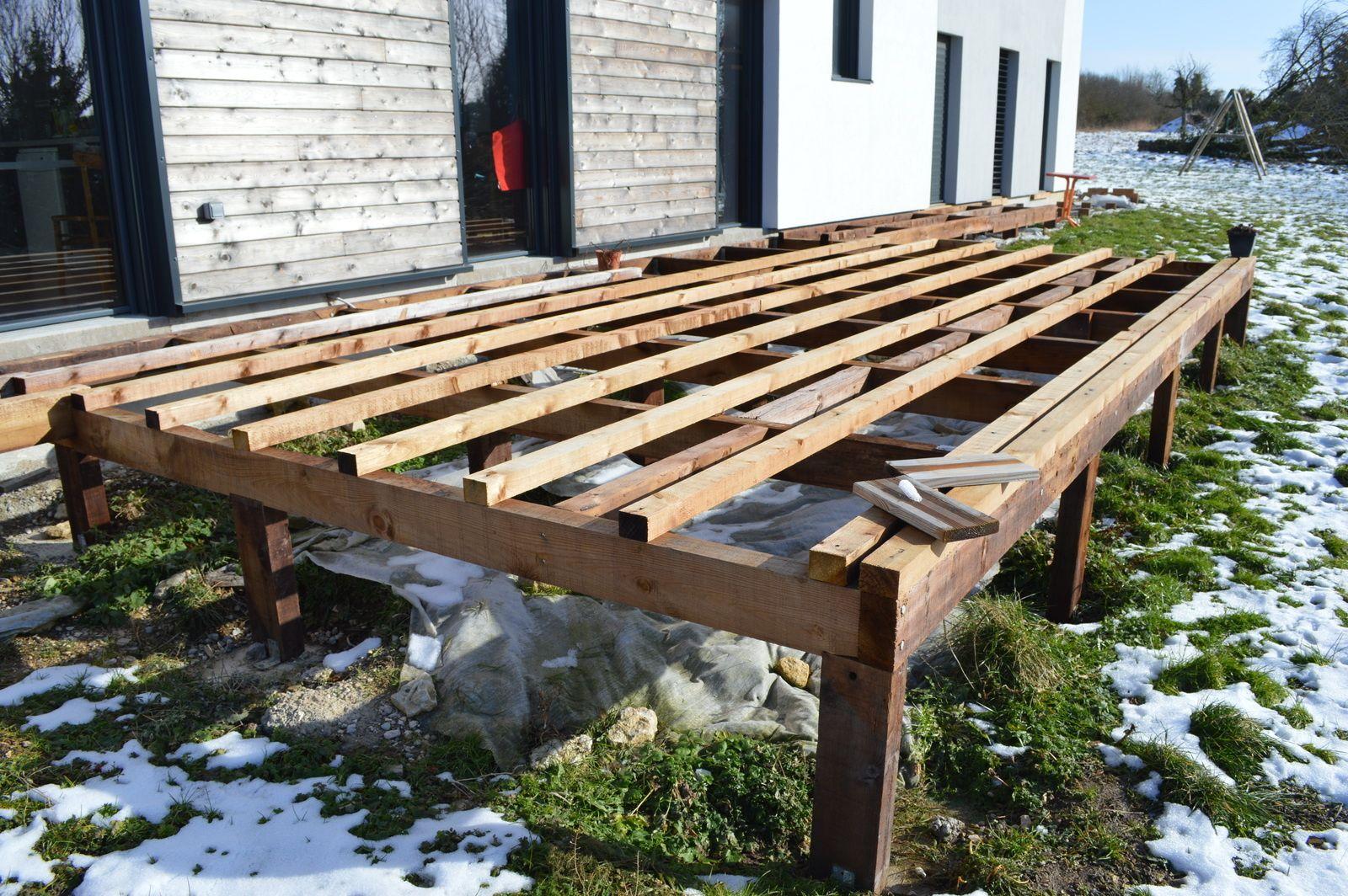"""Résultat de recherche d images pour """"terrasse bois pilotis"""