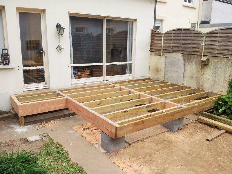 Terrasse en pin TOTEM Atelier Bois