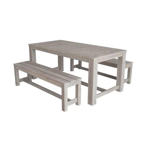Table de jardin pas cher Leroy Merlin