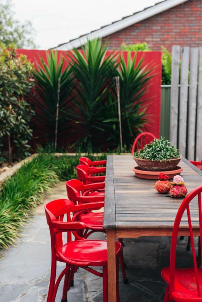 ment choisir une table et chaises de jardin