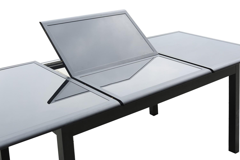 Table De Jardin En Aluminium Table De Jardin 12 Personnes 8 Chaises En Aluminium
