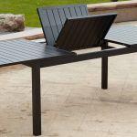 Table De Jardin En Résine Table De Jardin Aluminium Extensible