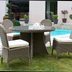 Table De Jardin En Résine Table De Jardin Avec Rallonge En Resine Mc Immo