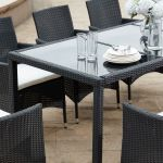 Table De Jardin Resine Salon De Jardin Table Résine Tressée 8 Fauteuils