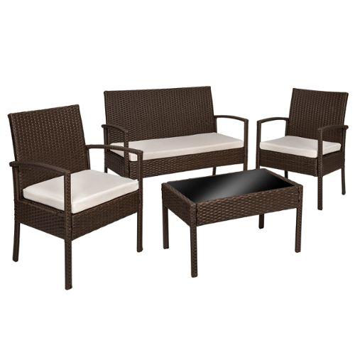 Table Et Chaise De Jardin En Resine Concept