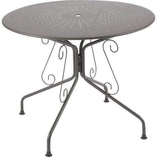 Table Exterieur 4 Personnes Des Idées