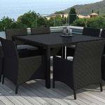 Table Jardin Carra C E Table De Jardin Carre Idees Conception Jardin