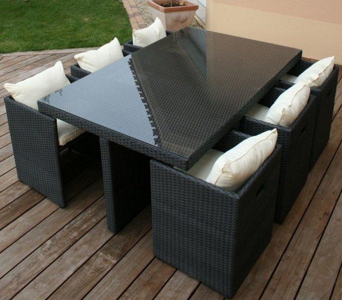 Table Jardin Tresse Ensemble Jardin Resine Table Et Chaise De Jardin Pas Cher