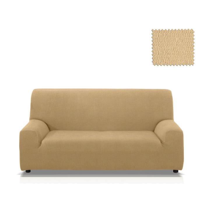 Housse de canapé élastique Minerva Taille 3 places de 165