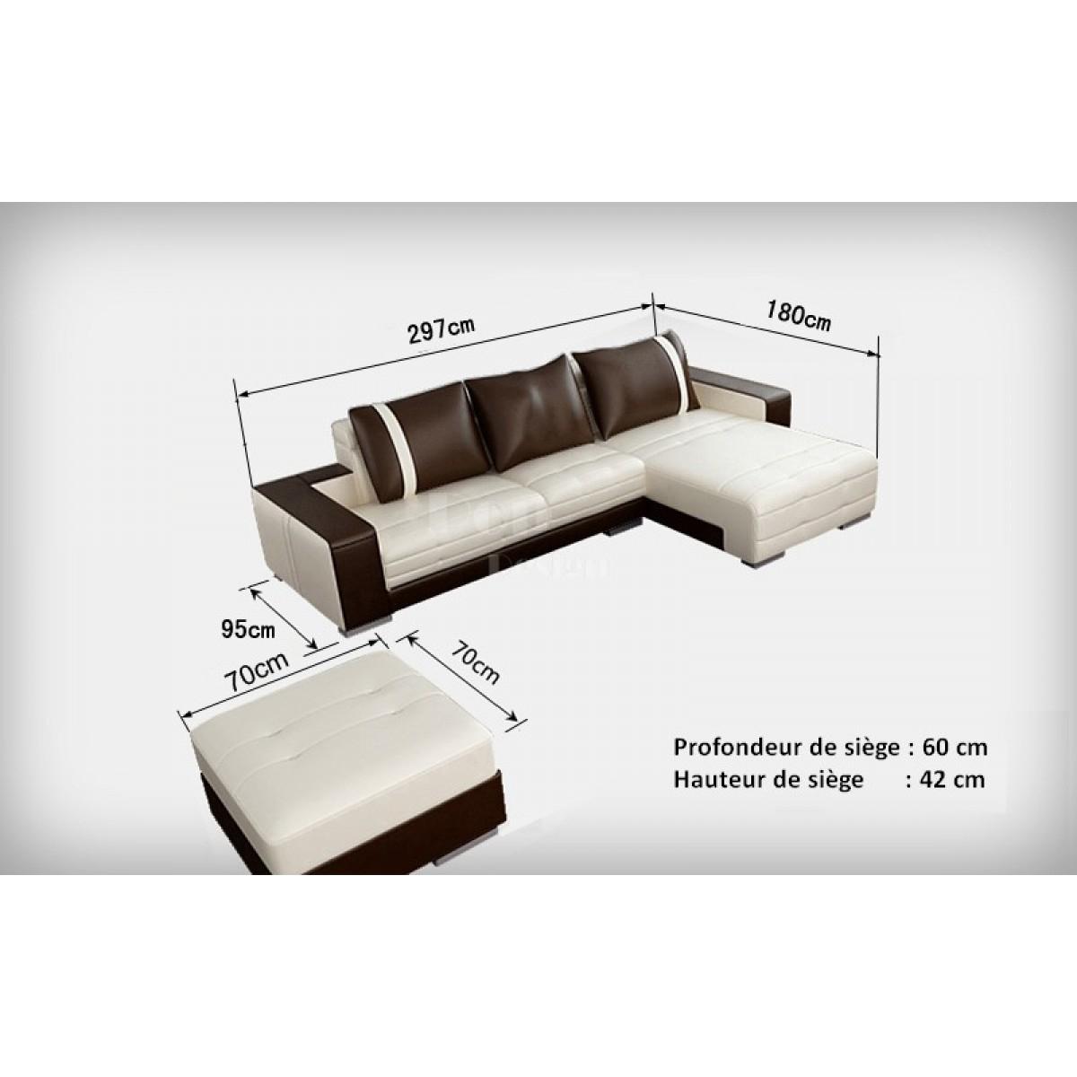 canapé d angle petite dimension