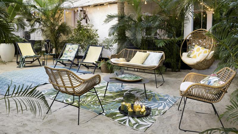 10 tapis d extérieur pour la déco de votre terrasse