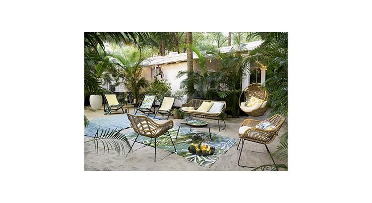 10 tapis d'extérieur pour relooker la terrasse
