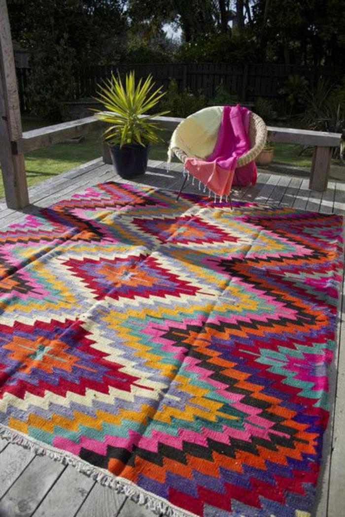 Le tapis d extérieur un accessoire beaucoup de possibilité