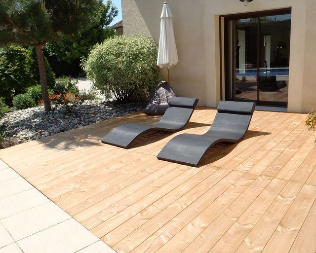 Terrasse Bois Composite Terrasse Bois Posite Ce Qu Il Faut Savoir Côté Maison