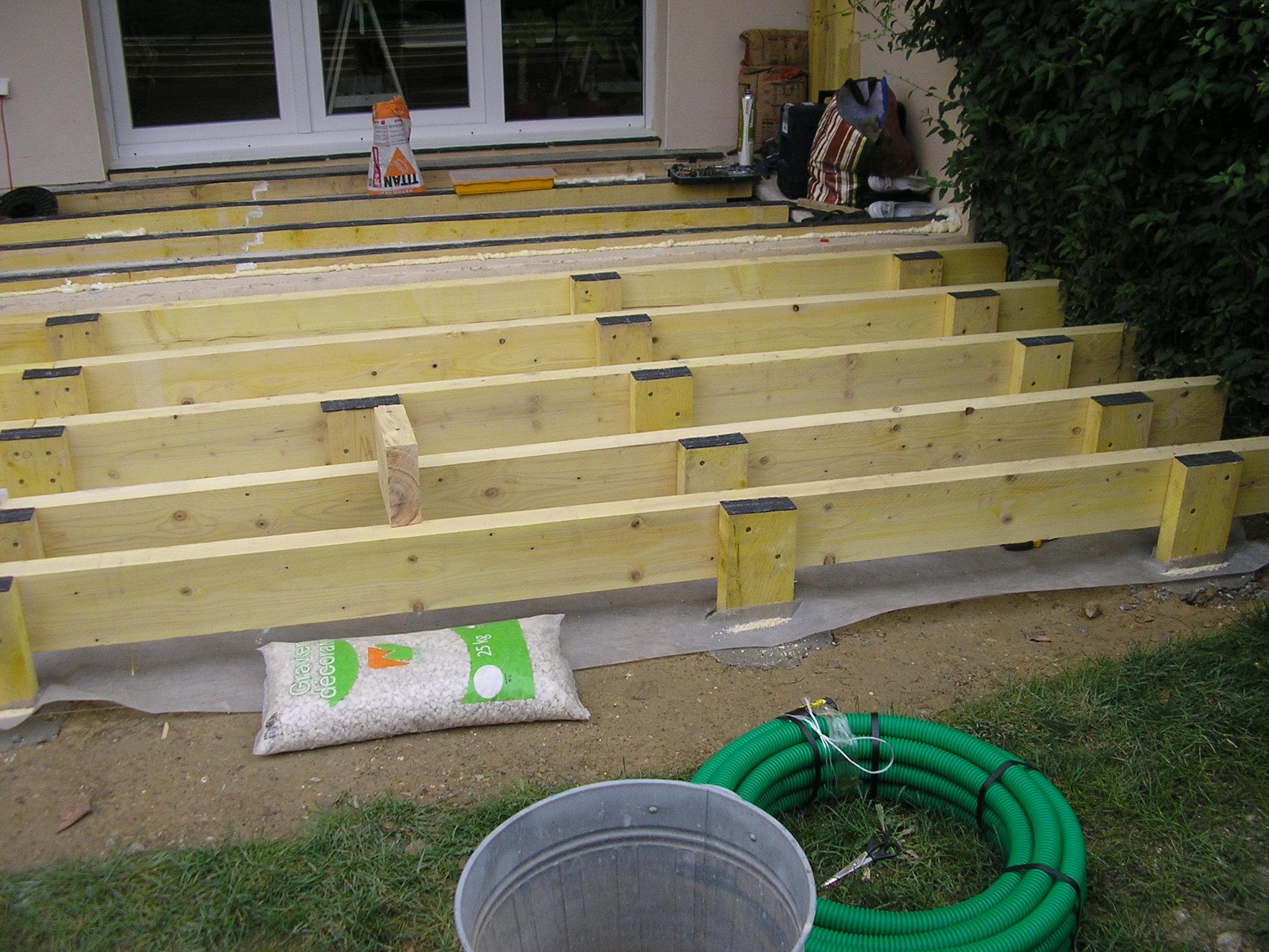 Avis Veranda En Kit Leroy Merlin terrasse bois en kit terrasse en kit avis veranda styledevie