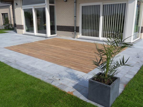 Pose et placement de terrasses en bois Terrasses La