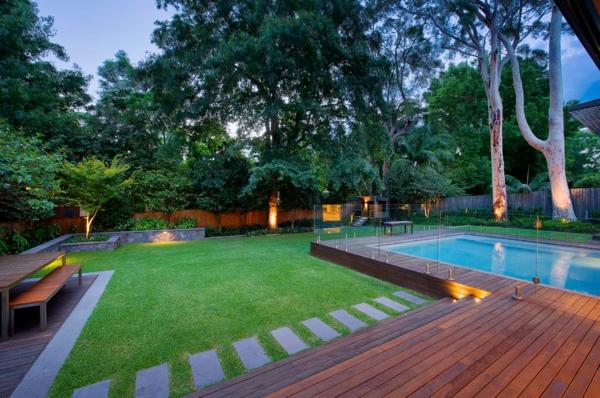 Terrasse Composite Piscine Kinderzimmers Terrasse En Bois Ou Posite Une Piscine