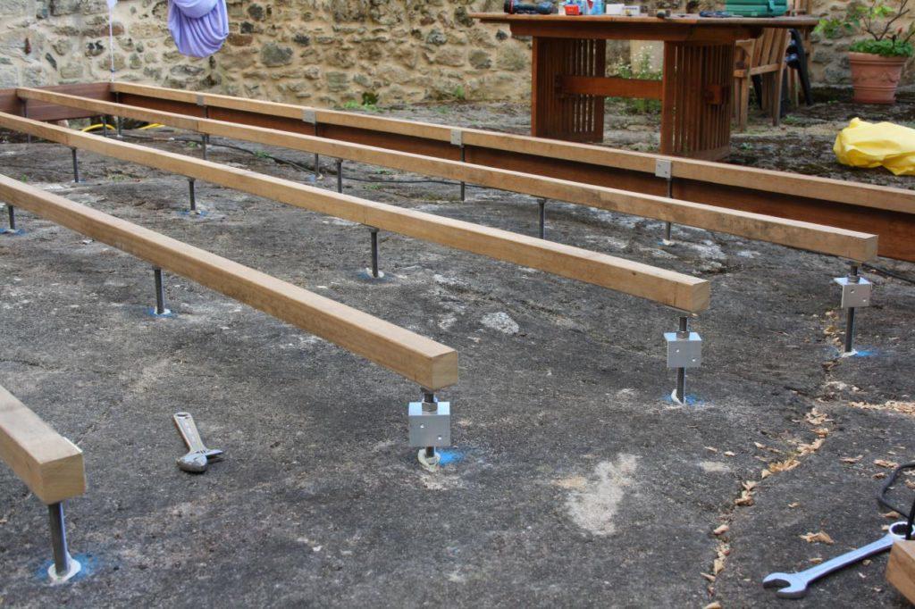 Terrasse Composite Prix Prix D Une Terrasse En Bois Et De son Installation Par Un