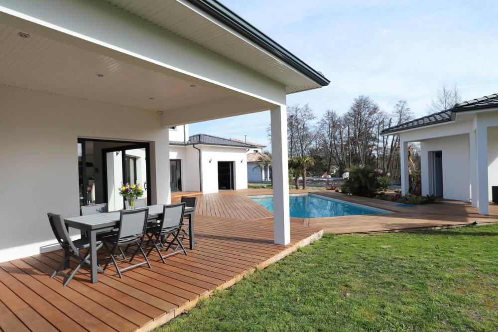 Terrasse Couverte Moderne La Maison Moderne Et Prestige Idees