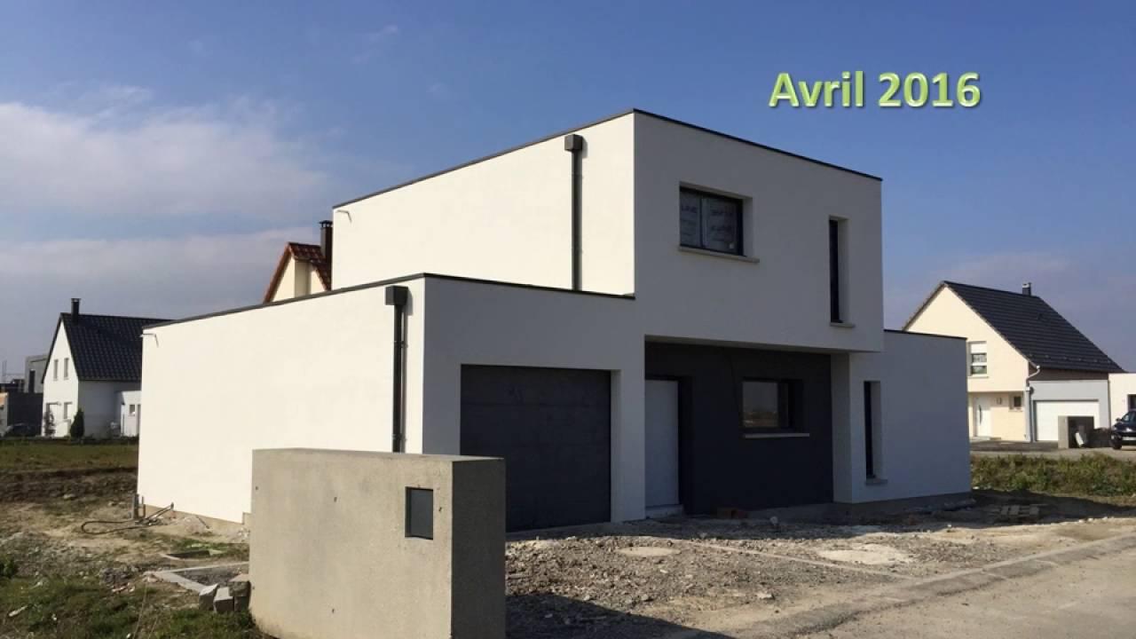 Construction maison Toiture Terrasse BAS RHIN