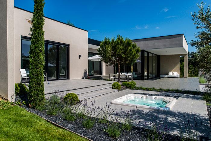 Terrasse Exterieur Maison BG94