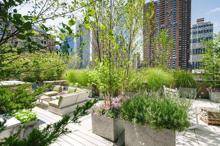 Terrasse De toit Un Jardin Sur Le toit Pourquoi Pas Bricolage Maison