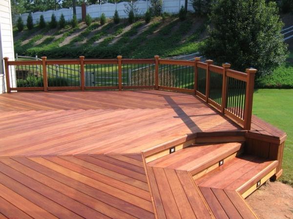 Terrasse bois et posite Socobois