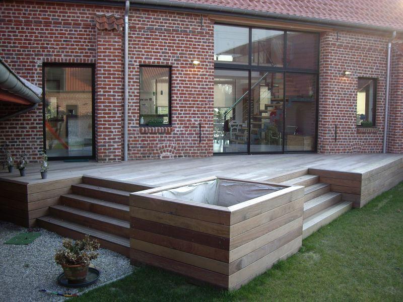 Terrasse bois exotique pas cher – Vente terrasses en bois